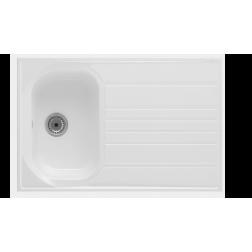 Evier à Poser QUEBEC composite SMC 900 X 600 X 33 - EPAA090R17D