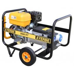 Groupe Electrogène AYERBE - AY-9500 KT MN E Mono Essence - 5430070