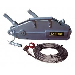 Palan de traction AYERBE AY-TRAC 1'6 Aluminium - 585110
