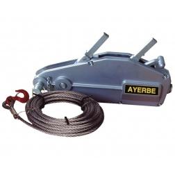 Palan de traction AYERBE AY-TRAC 0'8 Aluminium - 585100