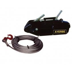 Palan de traction AYERBE AY-TRAC 3'2 Aluminium - 585120