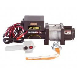 Treuil Electrique AYERBE AY-2000 -DC Maxi 2000 kg - 585310