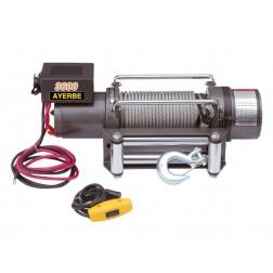 Treuil Electrique AYERBE AY-3600 -DC Maxi 3600 kg - 585340