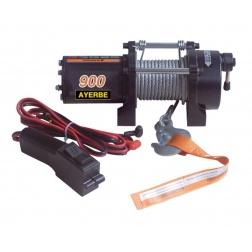 Treuil Electrique AYERBE AY-900 -DC Maxi 900 kg - 585300