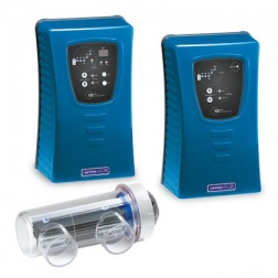 Électrolyseur au sel GS 12 pH - 12 G/H - 50 m3