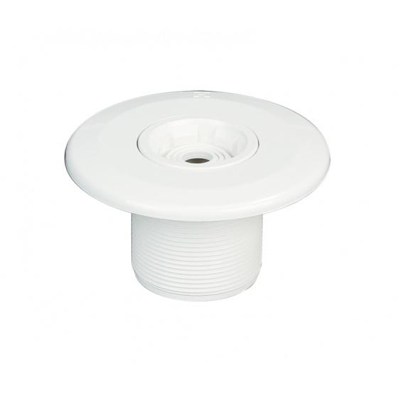 Buse Refoulement Prestige Blanc pour piscine BETON - 00295