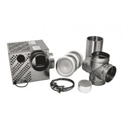 Kit de Distribution d'air chaud 3 bouches - 094805