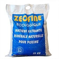 Zéolithe - Zeofine Filtration Ecologique - Sac 19 kg - 049393