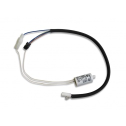 Cable CONDENS 1UF EXTR - code 671300