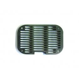 Grille Inox Creuset 120 X 80 mm code 389 840