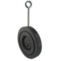 Clapet PVC de retenue à battant DN 40 - Ø 50