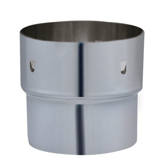 Raccord inox pour tubage Flexible / Rigide