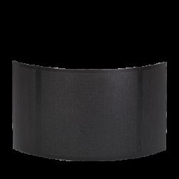Protection pour poêle PHOENIX 3 volets Noir - 003.10460N3