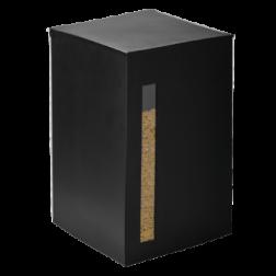 Rangement à Granulés en acier TITAN Noir - 005.10439N3