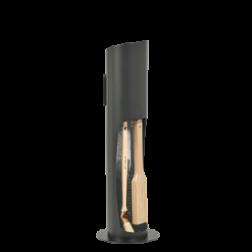 Set d'entretien pour poele à Granulés ADAGIO Noir - 002.10657N3
