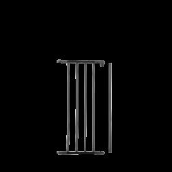 Volet complémentaire pour poêle Intégrale Noir - 003.20252EXT