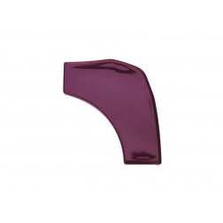 Element Top Droit Céramique Rouge - Rose et Ecoidro 262390