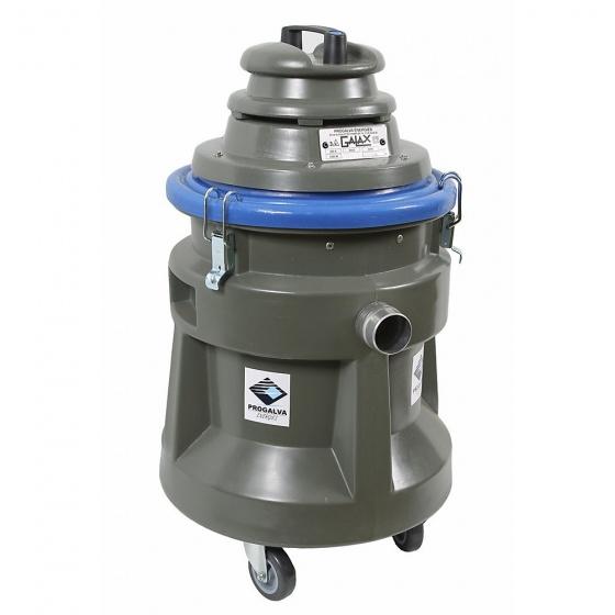 Aspirateur GALAX 40 L Cuve Polyéthyléne Eau + Poussière