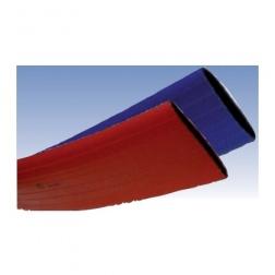 Tuyau Enroulable Ø 40 mm à Plat TRICOFLAST - Rlx 25 m Bleu