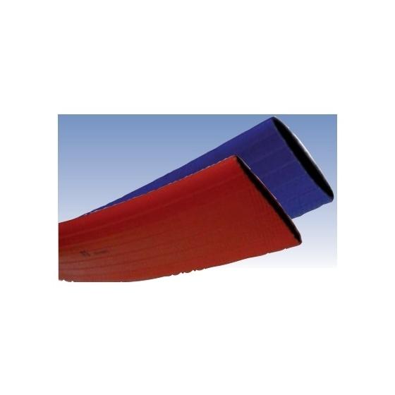 Tuyau Enroulable à plat TRICOFLAST - Ø 40 mm Rlx 25 m Bleu
