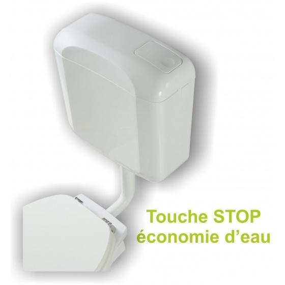 Réservoir PVC Semi - Bas REGILUX 101