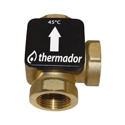 Vanne Thermique TERMOVAR 26X34 Point consigne 61°C