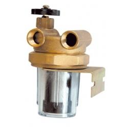 Pot Filtre mazout double conduit OVENTROP Ø 3/8 Installation 2 Tuyau